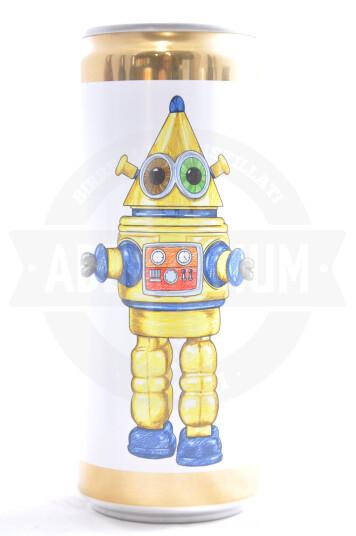Birra Brewski Yellow Robot IPA lattina 33cl