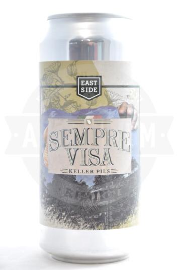 Birra East Sempre Visa Gluten Free lattina 44cl