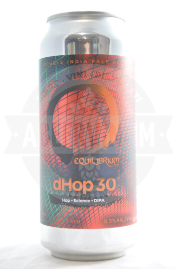 Birra Equilibrium Dhop 30 lattina 47.3cl