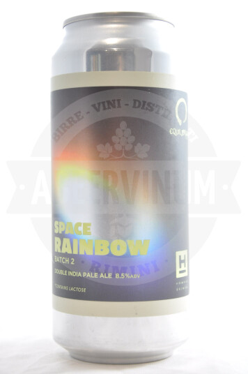 Birra Equilibrium Space Rainbow lattina 47.3cl