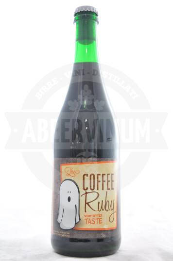 Birra Fantome Saison Coffee Ruby 75cl