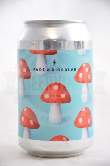 Birra Garagebeer Fade & Dissolve lattina 33cl