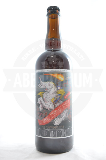 Birra Jolly Pumpkin El Monstruo Del Norte 75cl