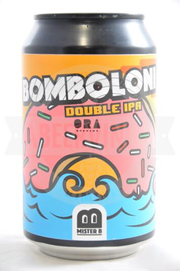 Birra Mister B Bomboloni Lattina 33cl