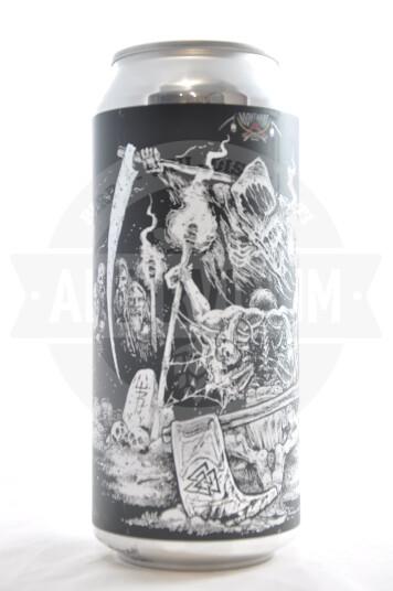 Birra Nightmare Brewing Company  Blood Eagle lattina 47.3cl