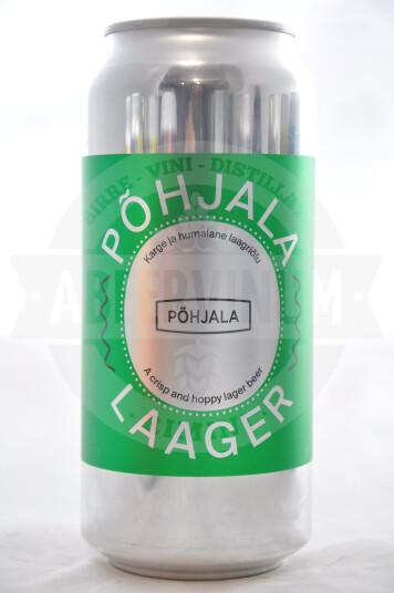 Birra Pohjala Laager lattina 44cl