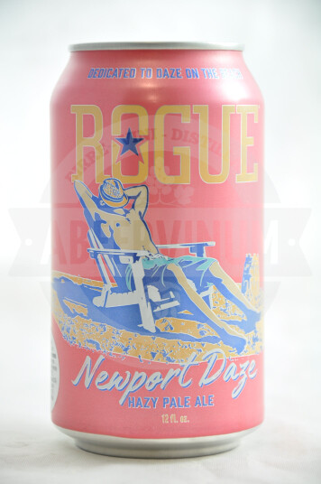 Birra Rogue Newport Daze lattina 35,5cl