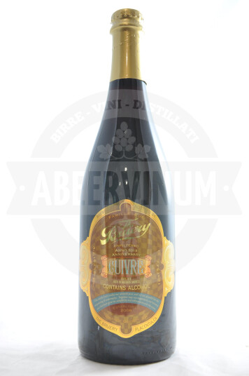 Birra The Bruery Cuivre 7th Anniversary (2015) 75cl