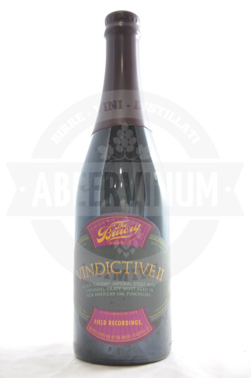 Birra The Bruery Vindictive II 75cl