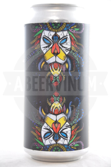 Birra Two By Two The Dandy Lion lattina 44cl
