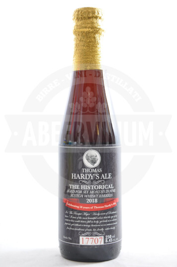 Birra Thomas Hardy's The Historical 2018 25cl