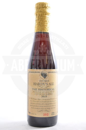 Birra Thomas Hardy's The Historical 2019 25cl