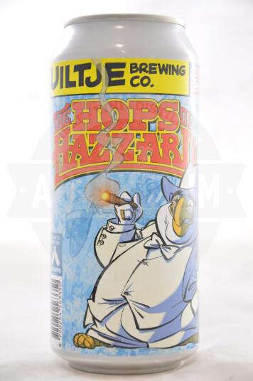 Birra Uiltje Hops Of Hazzard Boss Hogg Edition lattina 44cl