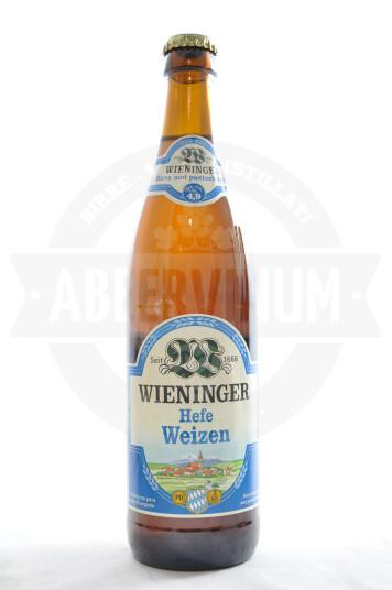 Birra Wieninger Hefeweizen bottiglia 50cl