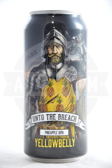 Birra Yellow Belly Unto the Breach 44cl