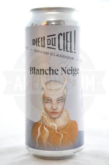 Birra Dieu du CIel! Blanche Neige lattina 473ml