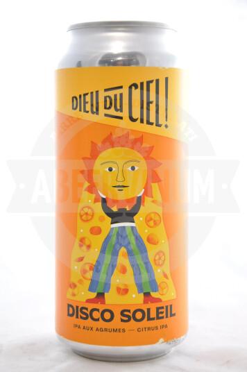 Birra Dieu du Ciel! Disco Soleil lattina 47.3 cl