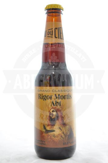 Birra Dieu du Ciel Rigor Mortis 34.1cl