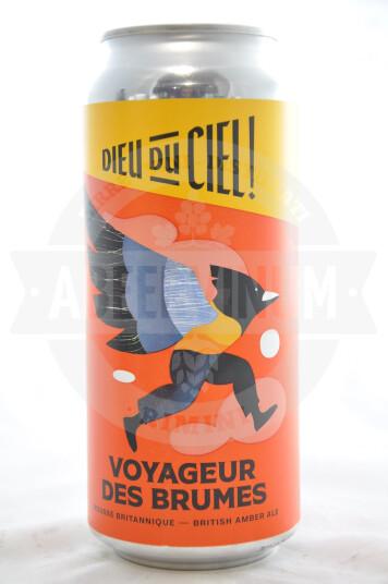 Birra Dieu du Ciel! Voyageur des Brumes lattina 47.3 cl