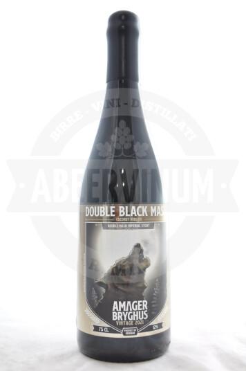 Birra Amager Double Black Mash Coconut 2021 Edition 75cl