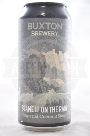 Birra Buxton Blame It On The Rain Lattina 44cl