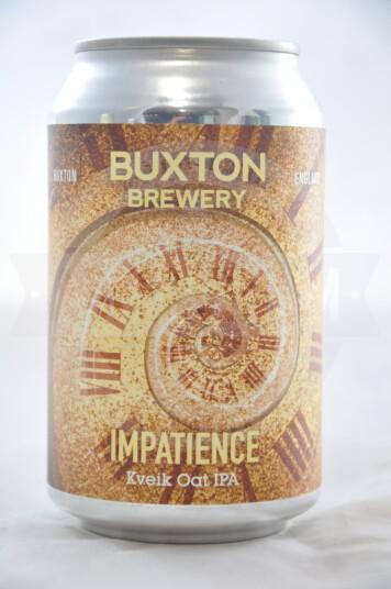 Birra Buxton Impatience lattina 33cl