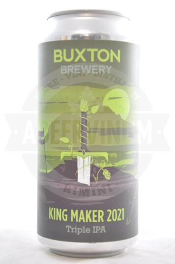Birra Buxton King Maker 2021 lattina 44cl