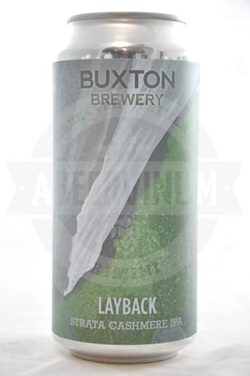 Birra Buxton Layback lattina 44cl