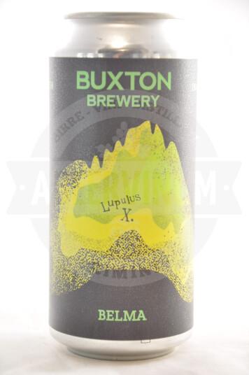 Birra Buxton Lupulus X Belma lattina 44cl