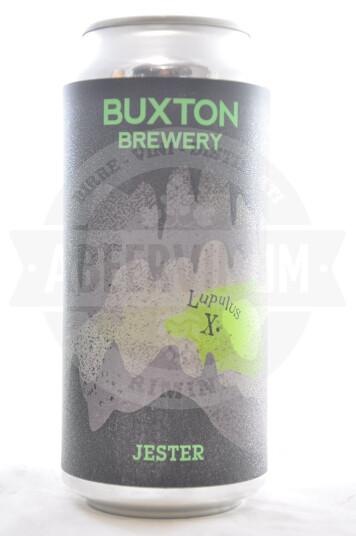 Birra Buxton Lupulus X Jester lattina 44cl