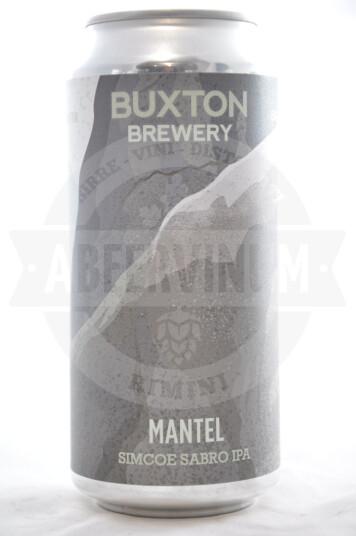 Birra Buxton Mantel lattina 44cl
