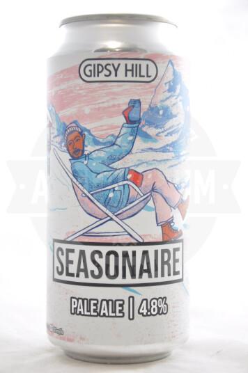 Birra Gipsy Hill Seasonaire lattina 44cl
