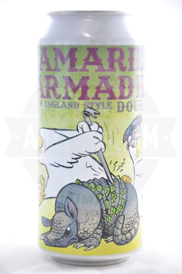 Birra Uiltje Amarillo Armadillo lattina 44cl