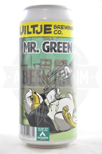 Birra Uiltje Mr Green lattina 44cl