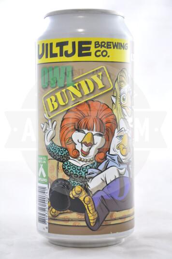 Birra Uiltje Owl Bundy lattina 44cl