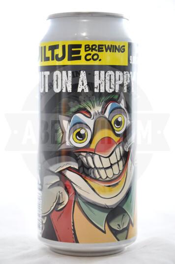 Birra Uiltje Put On A Hoppy Face lattina 44cl