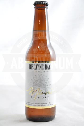 Birra Biscayne Bay Miami Pale Ale 33cl
