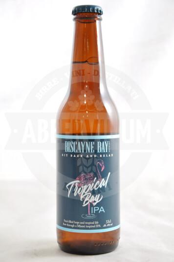 Birra Biscayne Bay Tropical Bay IPA 33cl