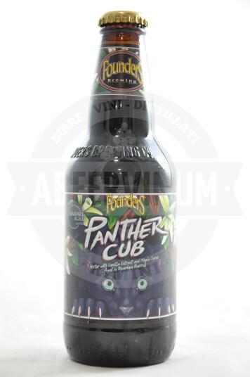 Birra Founders Panther CUB bottiglia 35.5cl