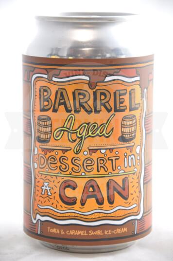 Birra Amundsen Dessert In a Can Tonka & Caramel lattina 33cl