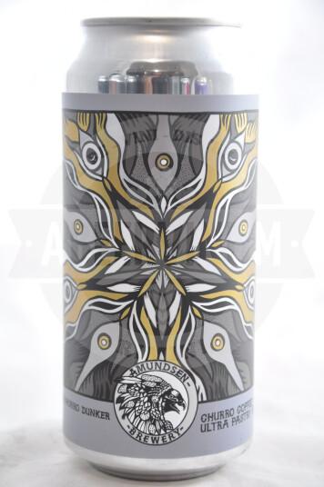 Birra Amundsen Double Churro Dunker lattina 44cl