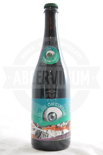 Birra DOK Blik Op Oneindig White Port BA 75cl