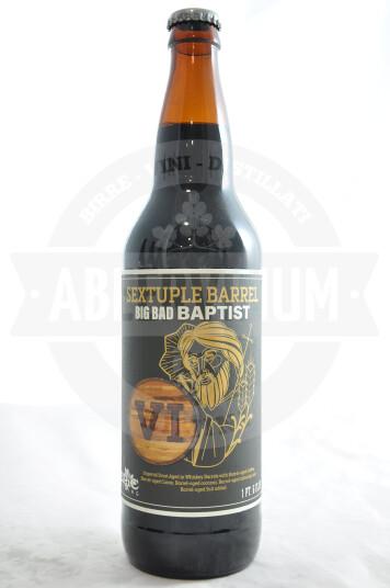 Birra Epic Brewing Big Bad Baptist Sextuple Barrel bottiglia 65cl