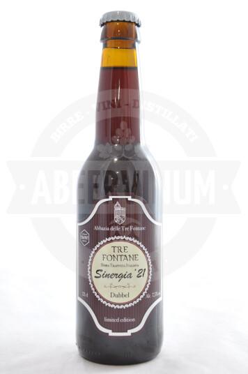 Birra Tre Fontane Sinergia 2021 33cl