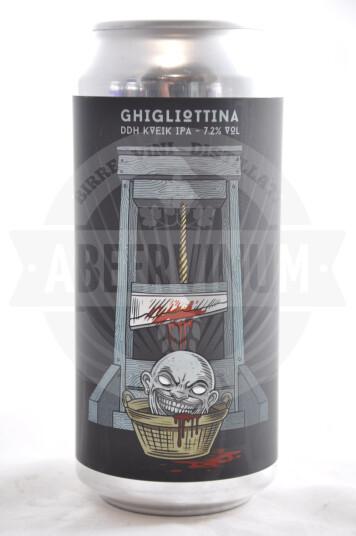 Birra Boia Brewing Ghigliottina Lattina 44cl