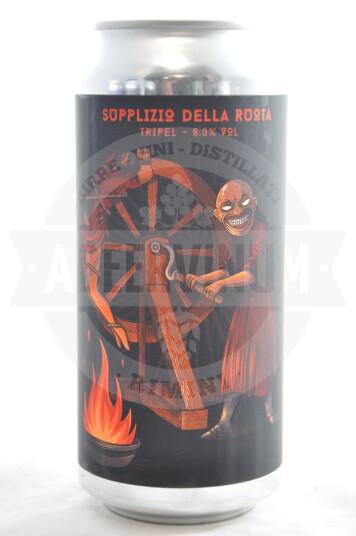 Birra Boia Brewing Supplizio della Routa Lattina 44cl