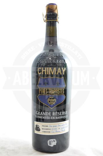 Birra Chimay Grande Réserve Fermentèe en Barriques Rhum (2021) 75 cl