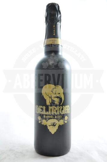 Birra Delirium Black Barrel Aged 75cl