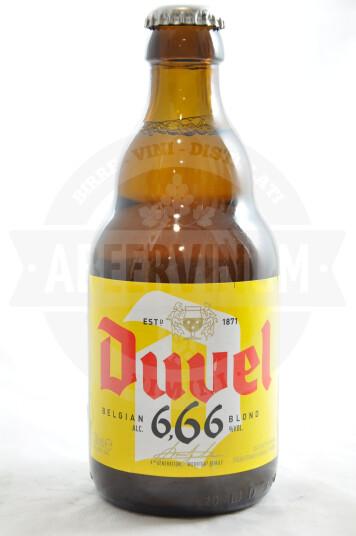 Birra Duvel 6.66 33cl