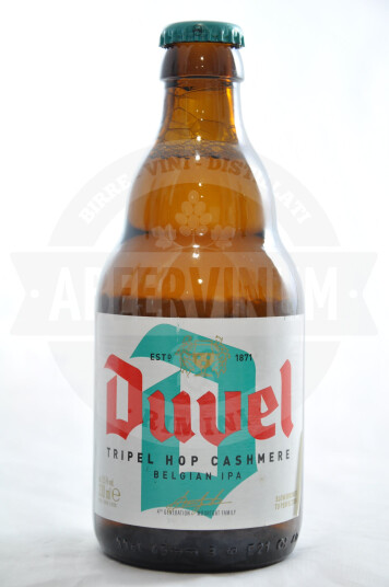 Birra Duvel Tripel Hop Cashmere 33cl
